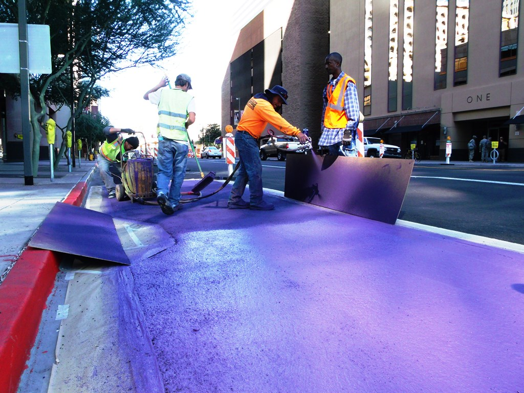 Traffic Control Project - Downtown Phoenix