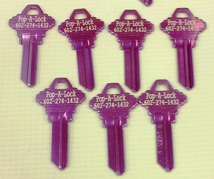 Pop-a-Lock Free (Purple) Key Friday