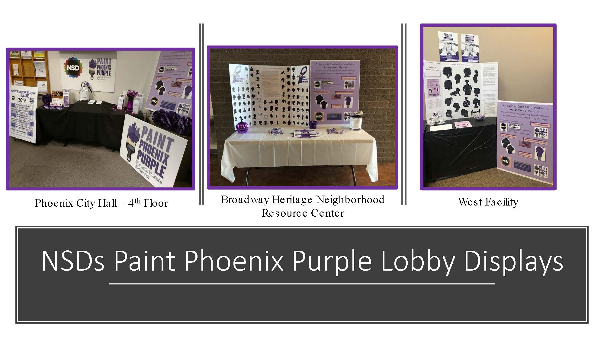 #PaintPHXPurple